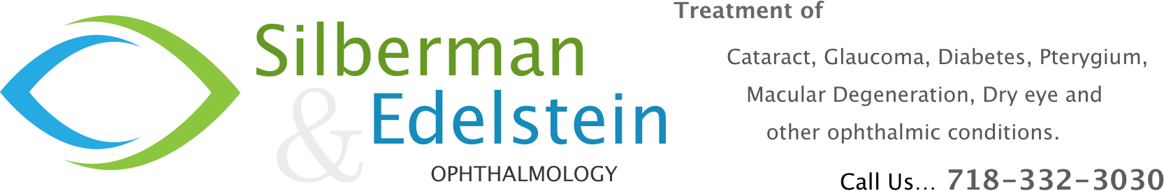 The practice of Dr Silberman and Dr Edelstein provides top quality eye care in Brooklyn since 1988. We are a husband and wife family practice treating a variety of ophthalmic problems such as cataract, glaucoma, diabetes, pterygium and most other ophthalmic diseases.